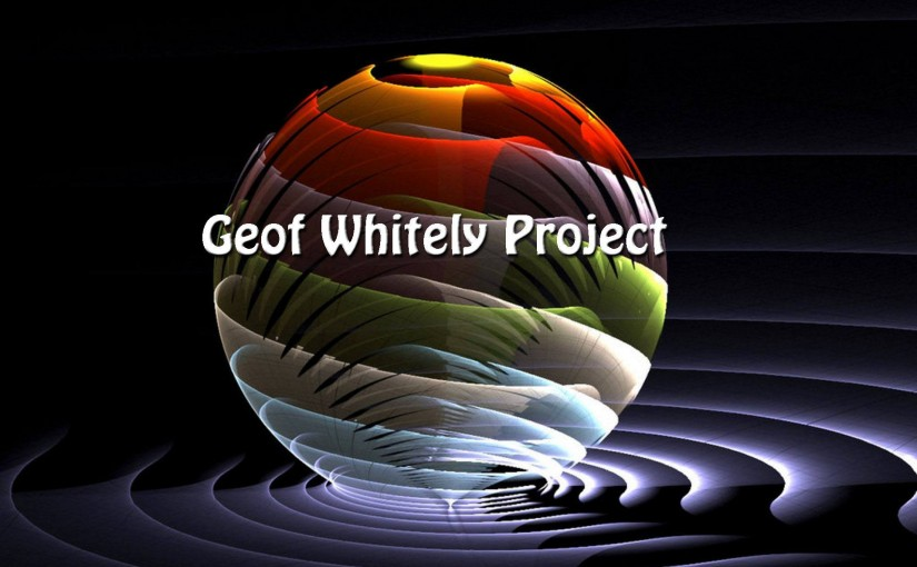 Review – Geof Whitely Project – Between 2 Worlds – by Progradar