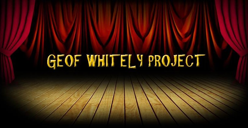 Review – Geof Whitely Project – Supernatural Casualty and more……