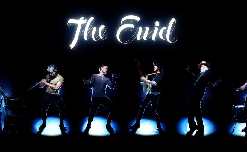 Review – The Enid – The Bridge