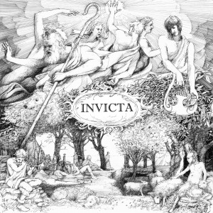 The Enid - Invicta - Artwork