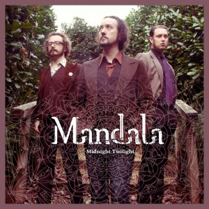 Mandala 'Midnight Twilight' â digital cover