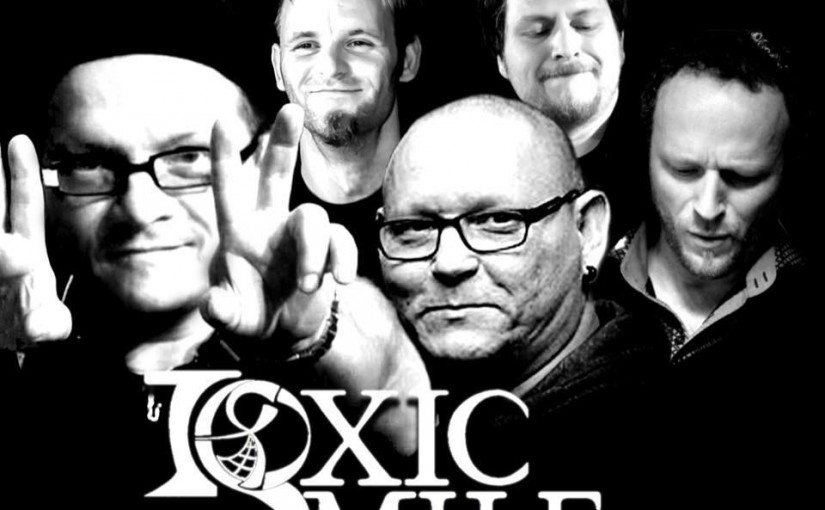 Review – Toxic Smile – Farewell – by Sabrina Beever