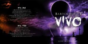 Vivo front _back tracklist