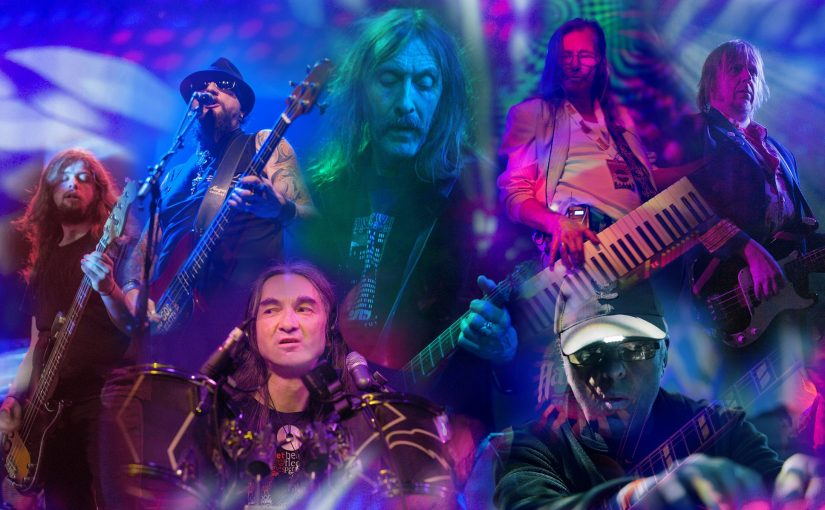Review – Hawkwind – The Machine Stops – by Gary Morley