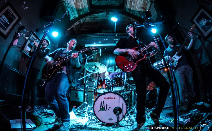 Mothertongue release live video of Perfect Zero – recorded at The Castle Hotel launch gig