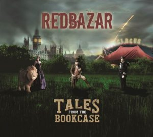 Tales From The Bookcase Cover