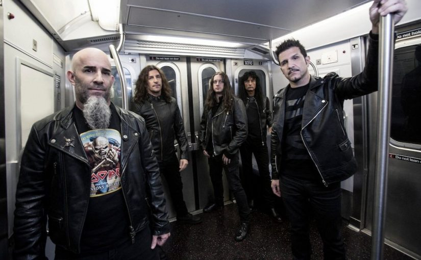 ANTHRAX RELEASE MUSIC VIDEO FOR 'A MONSTER AT THE END'