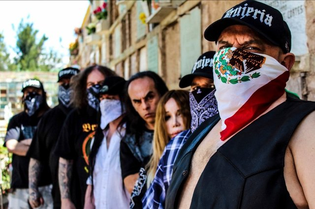 "BRUJERIA – BAND DEBUT BRAND NEW TRACK, ""BRUJA-"""
