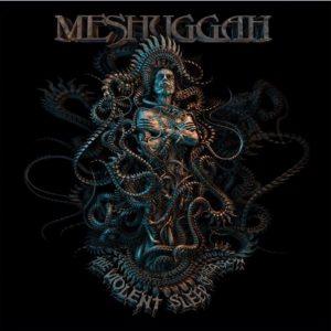 Meshuggah Album Cover