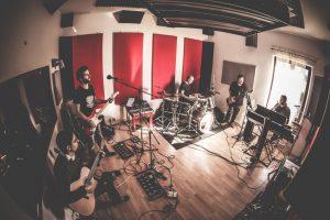 Nosound in Studio 1