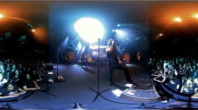 AMORPHIS – 360° VIDEOS OF SPECIAL SHOWS LAUNCHED!