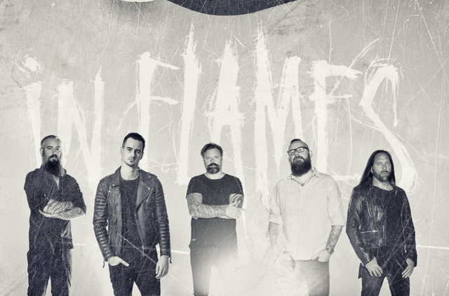 IN FLAMES PREMIERE 'THE END' MUSIC VIDEO – Progradar