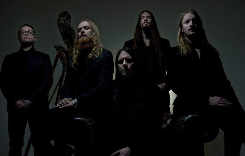 Review – Katatonia – The Fall Of Hearts – by Shawn Dudley