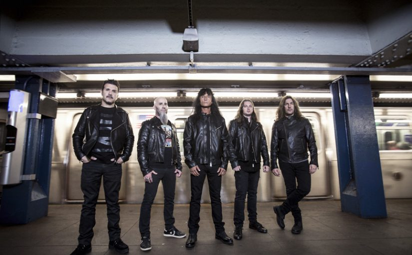 Anthrax ANNOUNCE 2017 UK HEADLINE TOUR! – Band to celebrate 30th anniversary of the classic album 'AMONG THE LIVING' performed in its entirety!