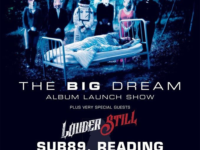 Live Review – Lonely Robot – The Big Dream Album Launch by Gary Morley