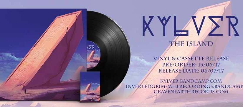 KYLVER – The Island – Vinyl/Cassette Release