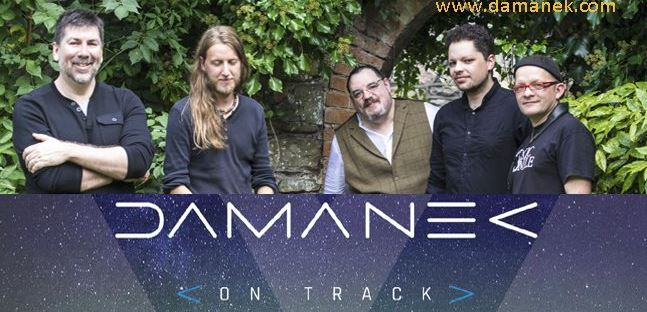 Review – Damanek – On Track – by Emma Roebuck