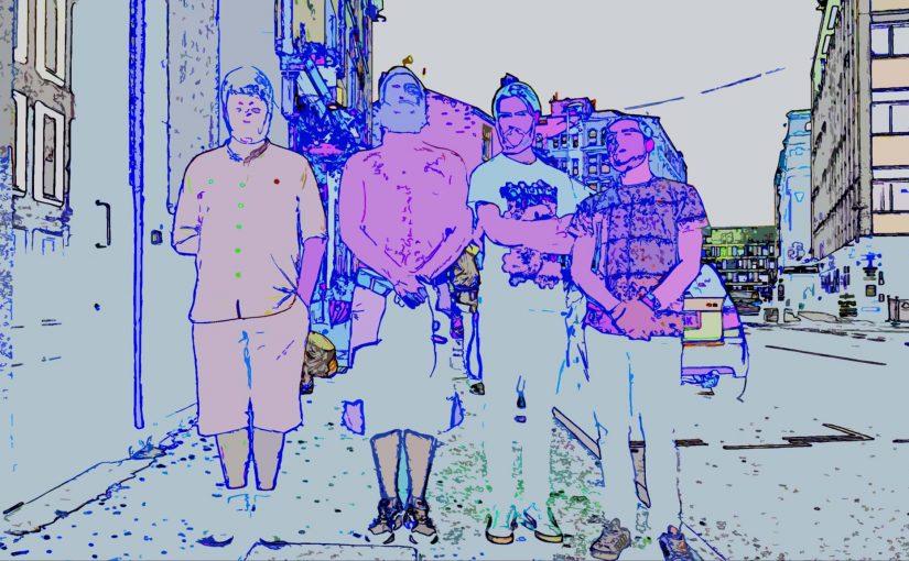 Review – Trojan Horse – Fukushima Surfer Boys – by Gary Morley