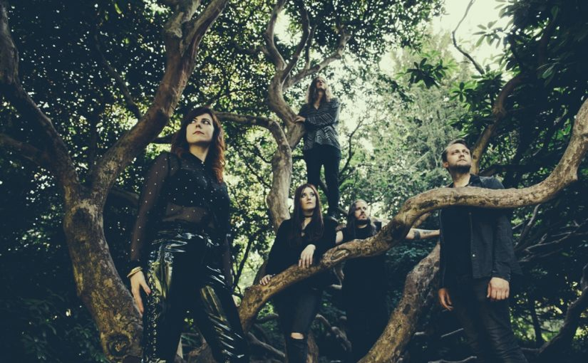 BLACK MOTH SHARE VIDEO FOR 'SISTERS OF THE STONE'