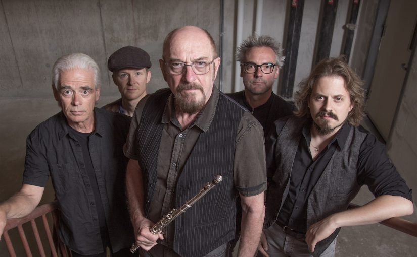 JETHRO TULL 50th Anniversary Tour for April 2018