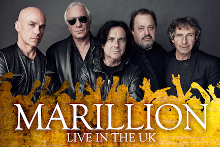 Marillion – Progradar