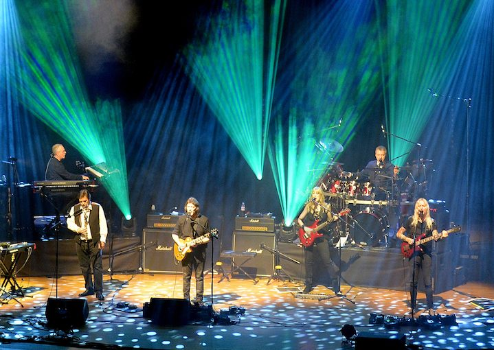 STEVE HACKETT Wuthering Nights : Live in Birmingham