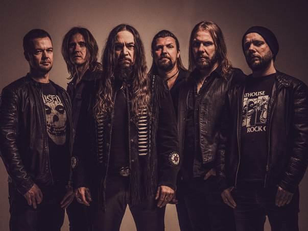 Amorphis Release first single from 'Queen Of Time' & launch album pre-orders!