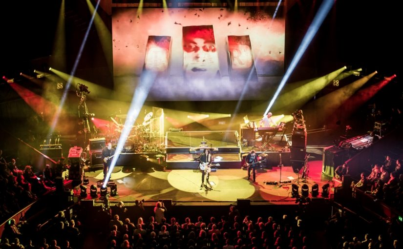 Marillion Release Live DVD – All One Tonight on 2nd April – Live Screenings at 6 Everyman Cinemas on 26th March