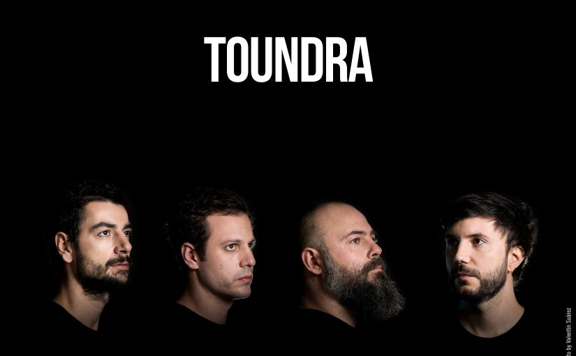 TOUNDRA – launch video for 'Cobra' – New album 'Vortex' launches April 27th
