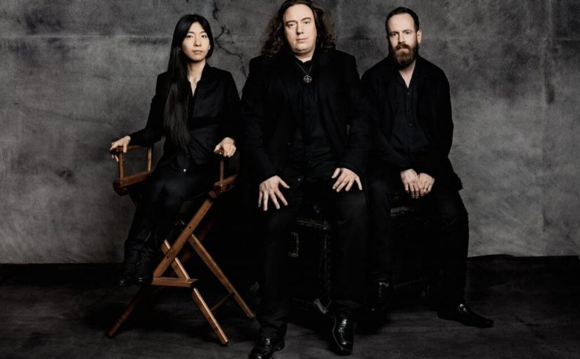 TANGERINE DREAM TO RELEASE QUANTUM GATE / QUANTUM KEY 2CD SET ON 20TH APRIL THROUGH KSCOPE