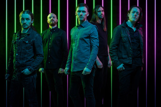 TESSERACT ANNOUNCE EUROPEAN TOUR DATES – NEW STUDIO ALBUM 'SONDER' COMING 20TH APRIL 2018