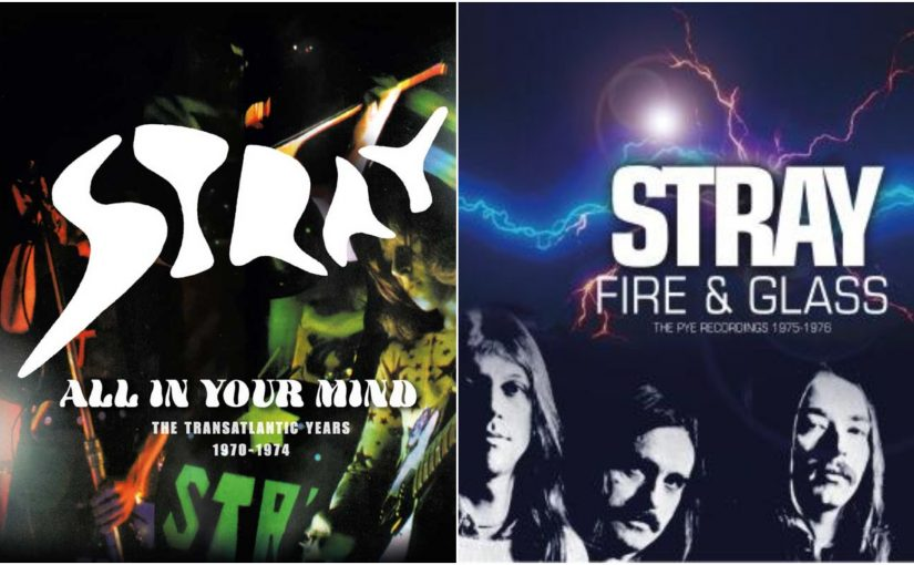 Reviews – Esoteric Reissues Round-Up Part 5 – Stray – by James R. Turner