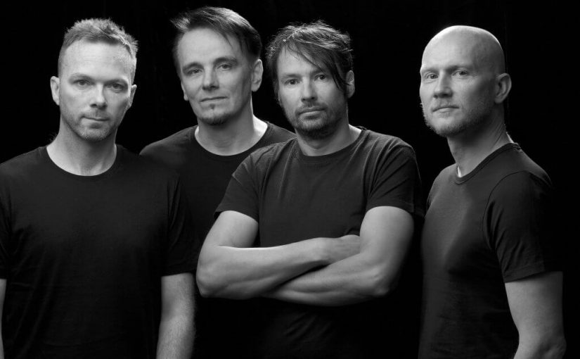"THE PINEAPPLE THIEF RELEASE NEW SINGLE & VIDEO FOR ""TRY AS I MIGHT"" TAKEN FROM THEIR FORTHCOMING ALBUM DISSOLUTION"