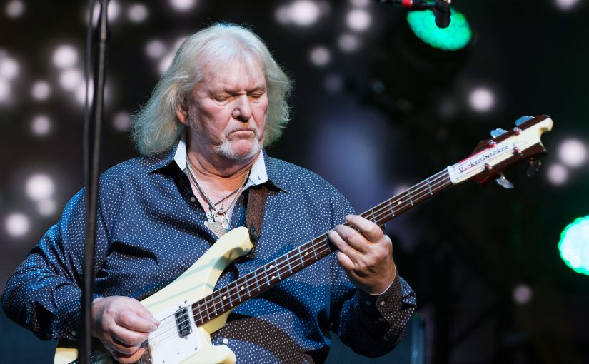 Review – Chris Squire – Fish Out of Water (2CD / 2DVD / 1LP / 2 X 7″ SINGLES LIMITED EDITION BOXSET) – by James R. Turner