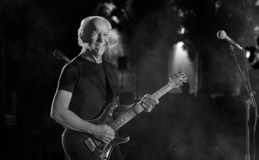 Review – Martin Barre – Roads Less Travelled – by Progradar
