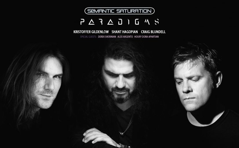Semantic Saturation's 'PARADIGMS' GOES STREAMING