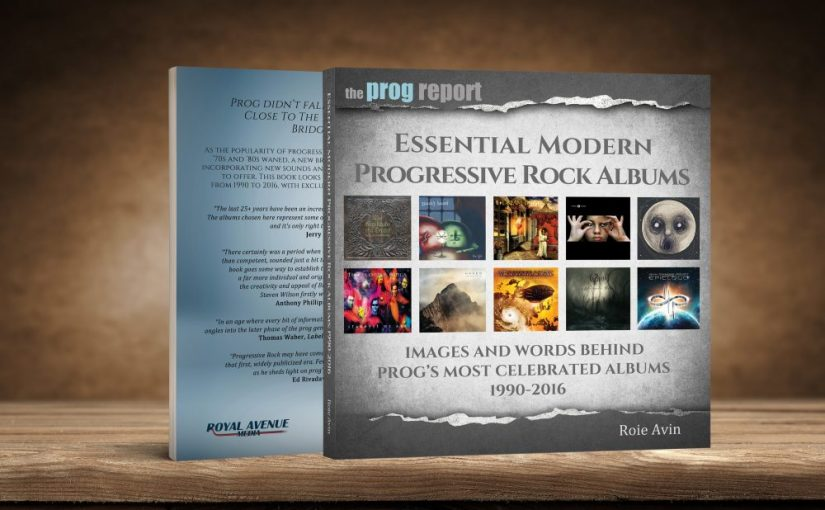 Book Review – Roie Avin – Essential Modern Progressive Rock Albums