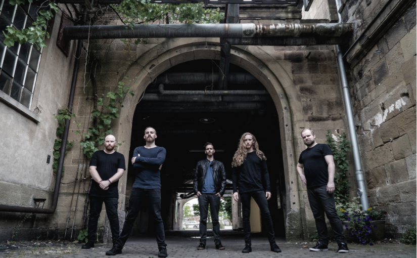 "Caligula's Horse – launch video for ""The Hands are the Hardest"" – EU tour starts imminently"