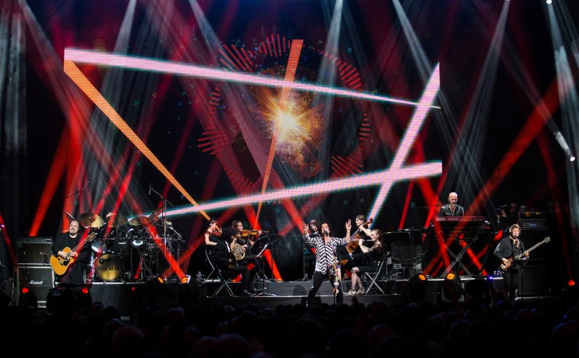 Marillion with Friends from the Orchestra Live in 2019