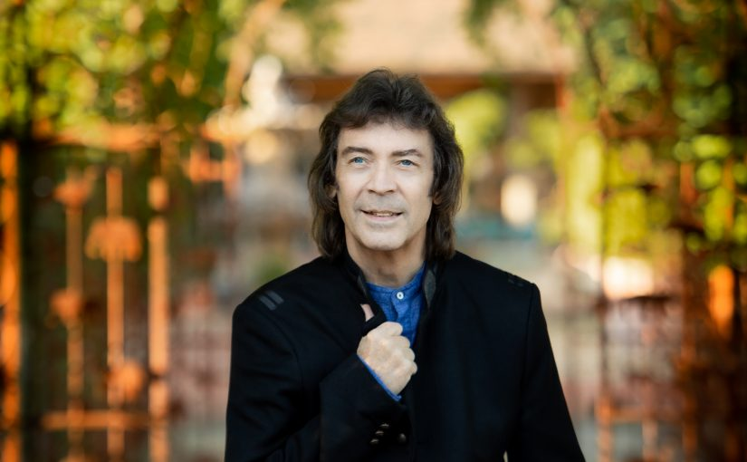Steve Hackett Announces Release of New Studio Album – At The Edge of Light