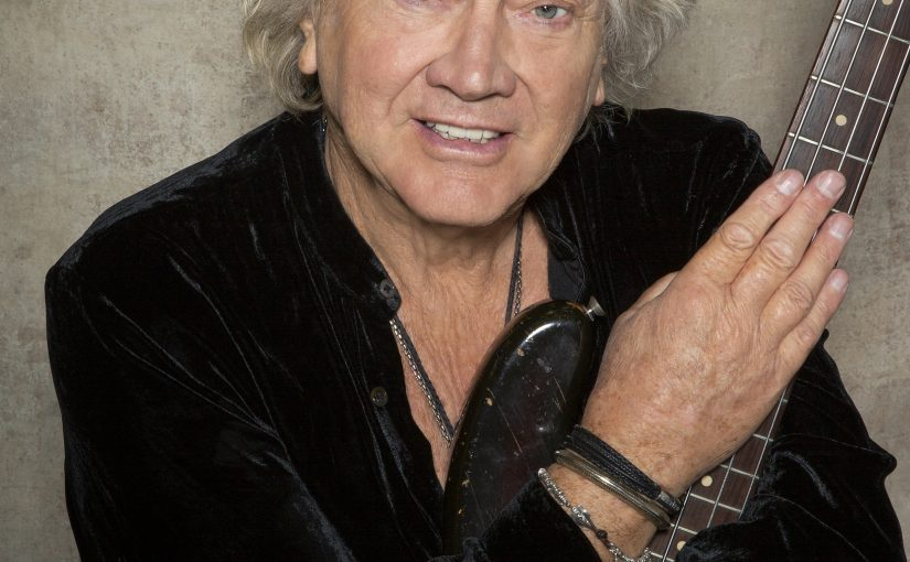 John Lodge of The Moody Blues, releases B Yond – The Very Best Of on 27th September through BMG Records.