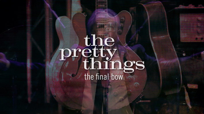 The Pretty Things Announce 'The Final Bow' deluxe boxset (Featuring David Gilmour & Van Morrison)