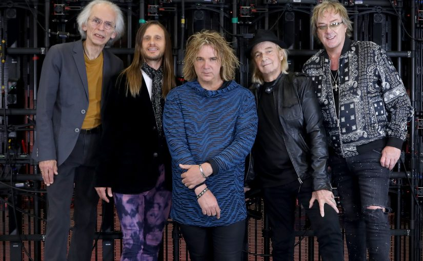 YES Announces UK Tour The Album Series 2020