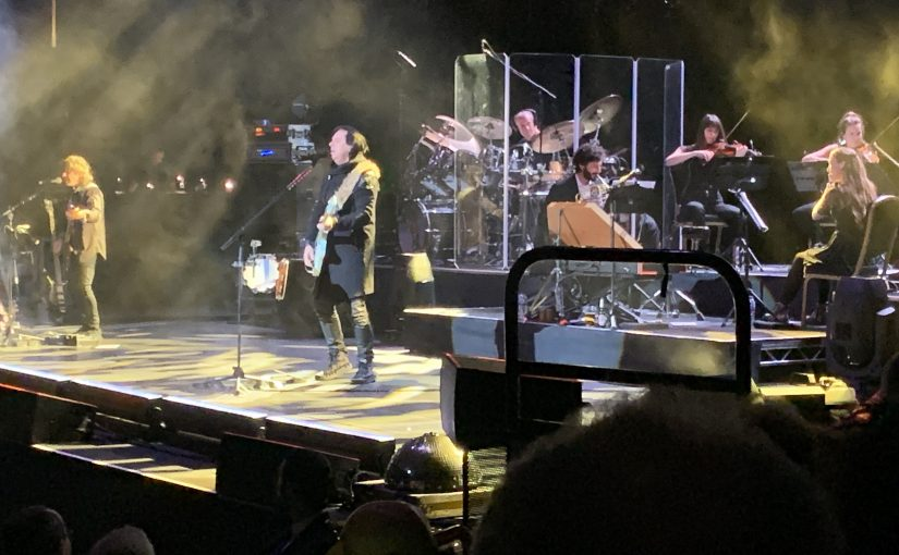 Marillion With Friends From The Orchestra – Live at The Royal Albert Hall – 18/11/19