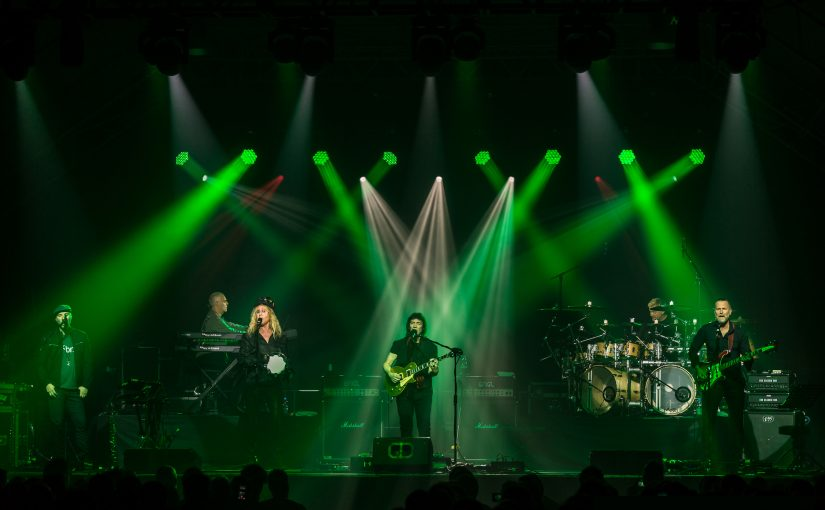 Steve Hackett Announces Seconds Out Tour for November 2020