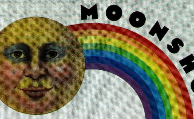 New Moonshot Compilation to Be Released 17th January 2020 Through Plane Groovy Records.
