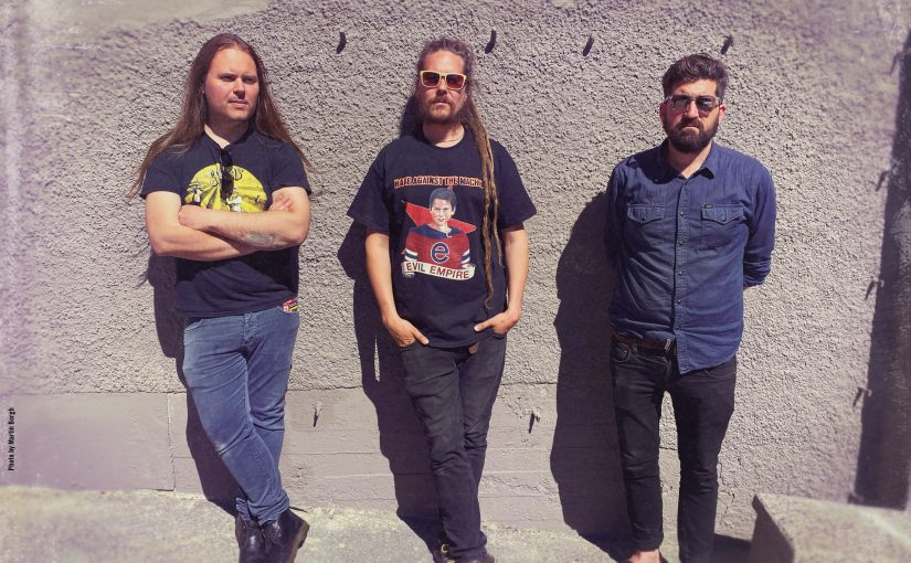 Rikard Sjöblom's Gungfly announce new album 'Alone Together'