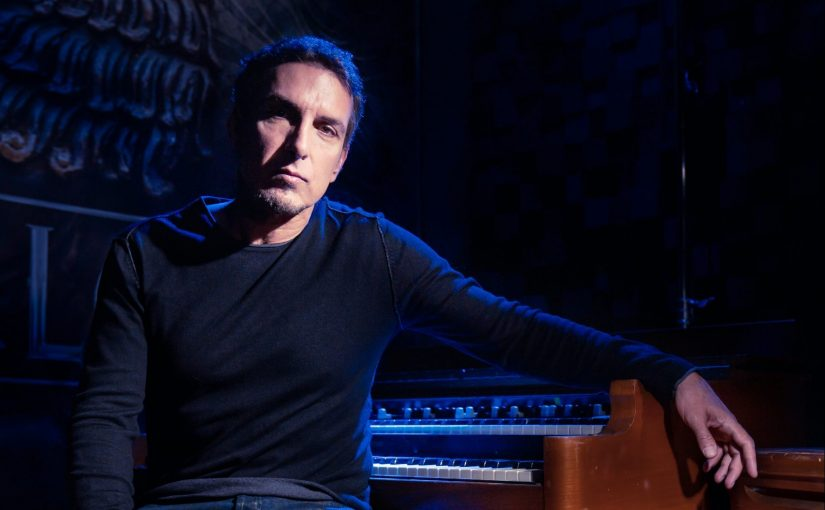 Derek Sherinian Launches Video For 'Dragonfly'