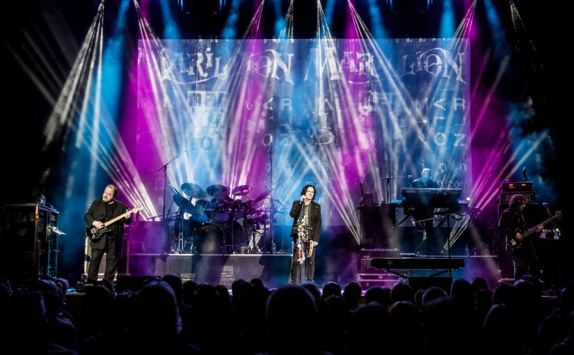 Marillion Announce The Light At The End Of The Tunnel Tour for 2021