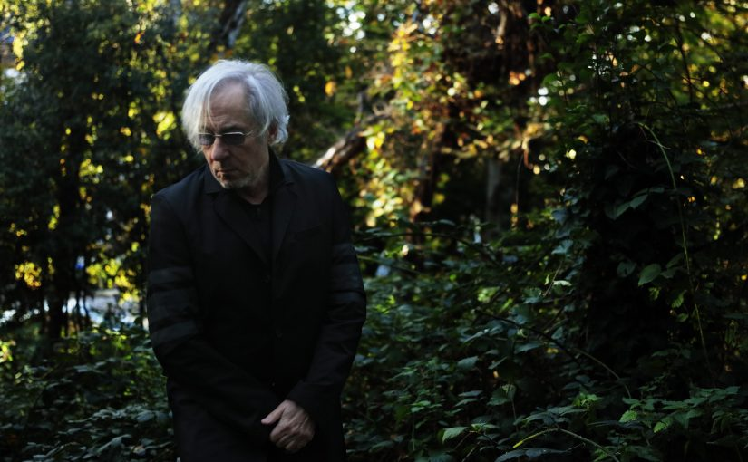 RICHARD BARBIERI (JAPAN, RAIN TREE CROW, PORCUPINE TREE) RETURNS WITH NEW ALBUM 'UNDER A SPELL'
